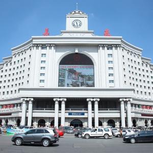 吉林长春枢纽长春站(高铁)