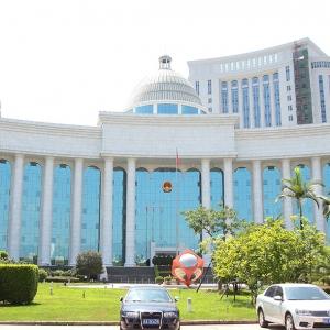 福建省高级人民法院审判大楼