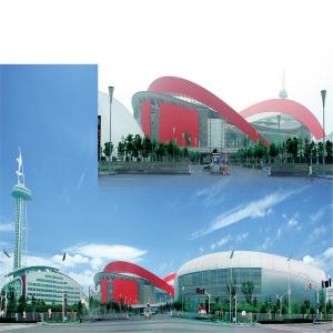 南京奥运体育馆科技中心
